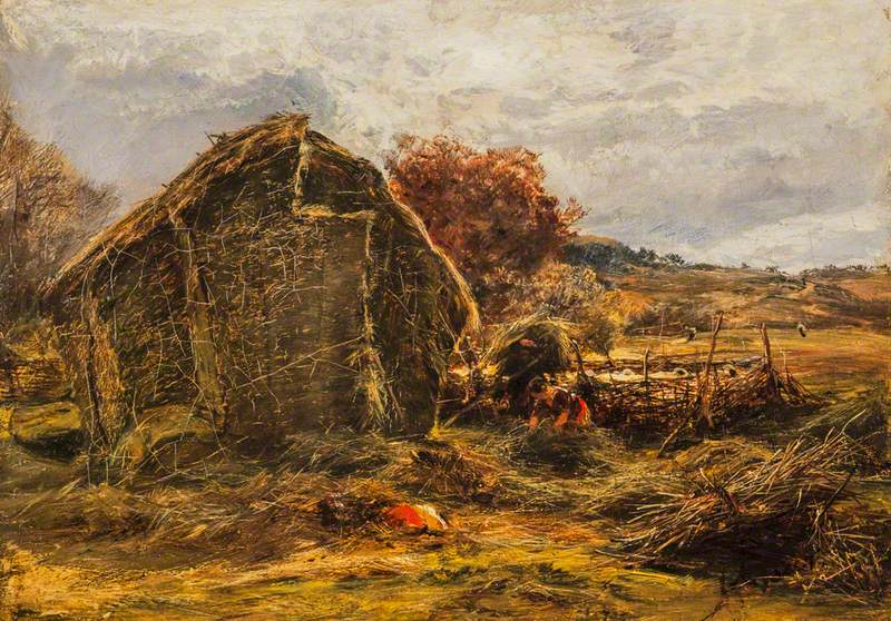 A Sheepfold, Haslemere