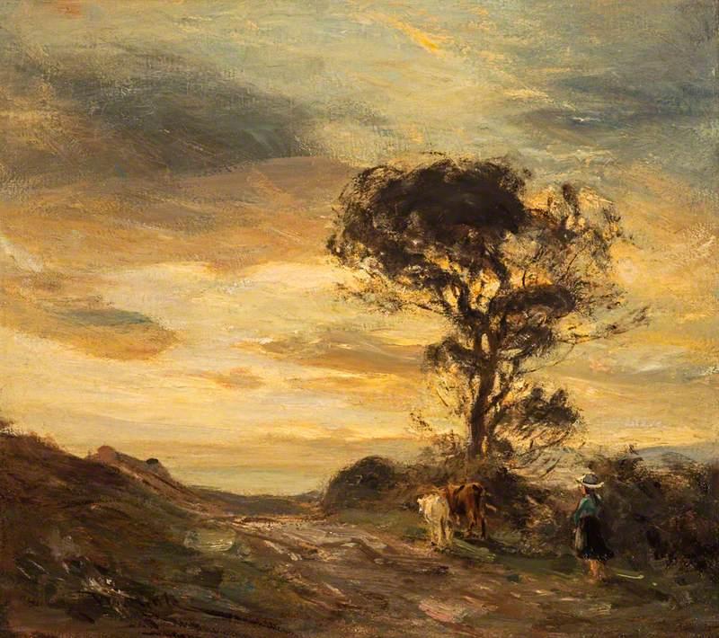 Sundown, Arran