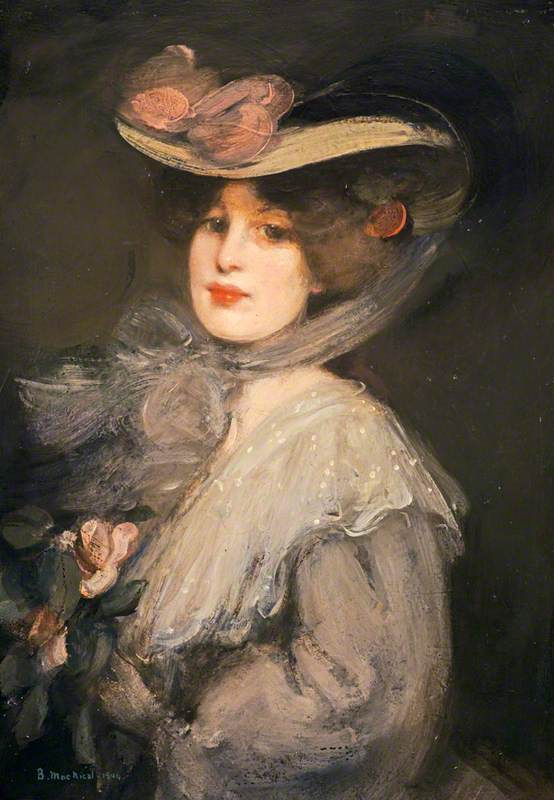 Portrait of a Lady: Phyllis in Town