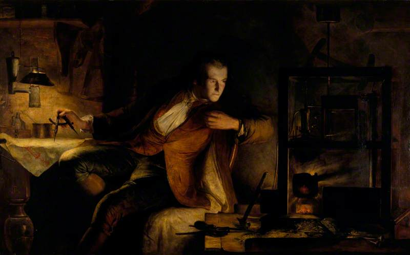James Watt and the Steam Engine: The Dawn of the Nineteenth Century