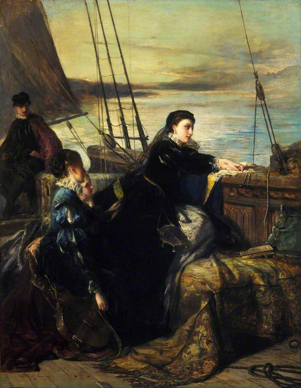 Mary, Queen of Scots: The Farewell to France