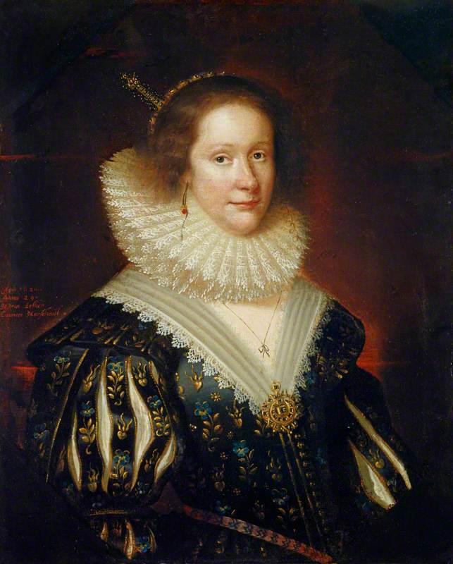 Lady Mary Erskine (b.c.1597), Countess Marischal