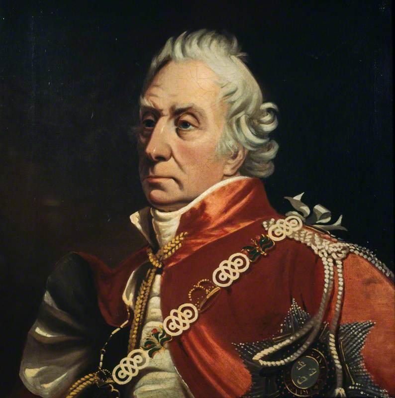 George Keith Elphinstone (1746–1823), Viscount Keith, Admiral