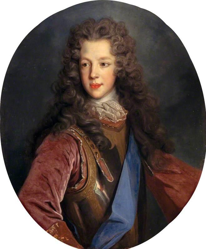 Prince James Francis Edward Stuart (1688–1766), Son of James VII and II