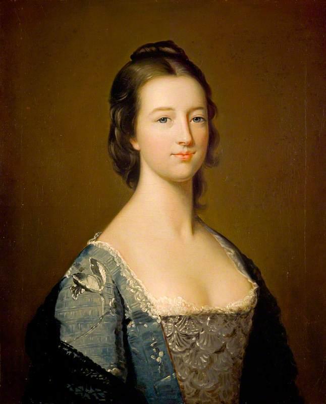 Elizabeth Gunning (1733–1790), Duchess of Hamilton (Later Duchess of Argyll), Famous Beauty