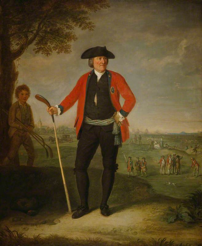 William Inglis (c.1712–1792), Surgeon and Captain of the Honourable Company of Edinburgh Golfers