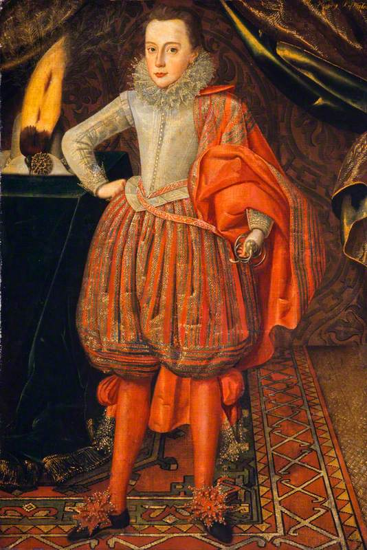 Charles I (1600–1649), Reigned 1625–1649