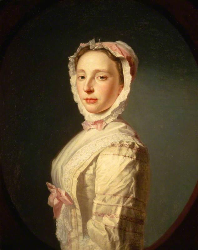 Anne Bayne (d.1743), Wife of the Artist Allan Ramsay