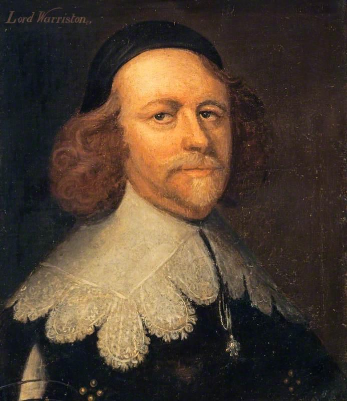 Archibald Johnston (c.1610–1663), Lord Warriston, Statesman