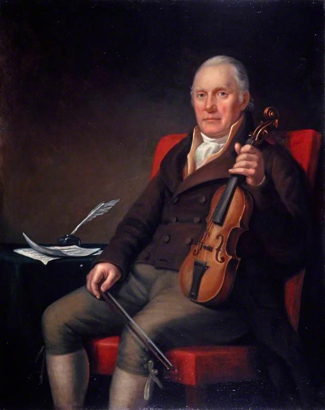 William Marshall (1748–1833), Violinist and Composer
