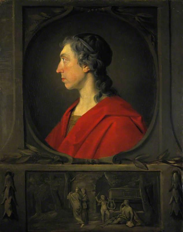 William Hamilton of Bangour (1704–1754), Poet
