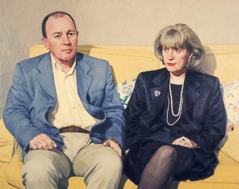 Brian Souter (b.1954) and Ann Gloag (b.1942), Entrepreneurs
