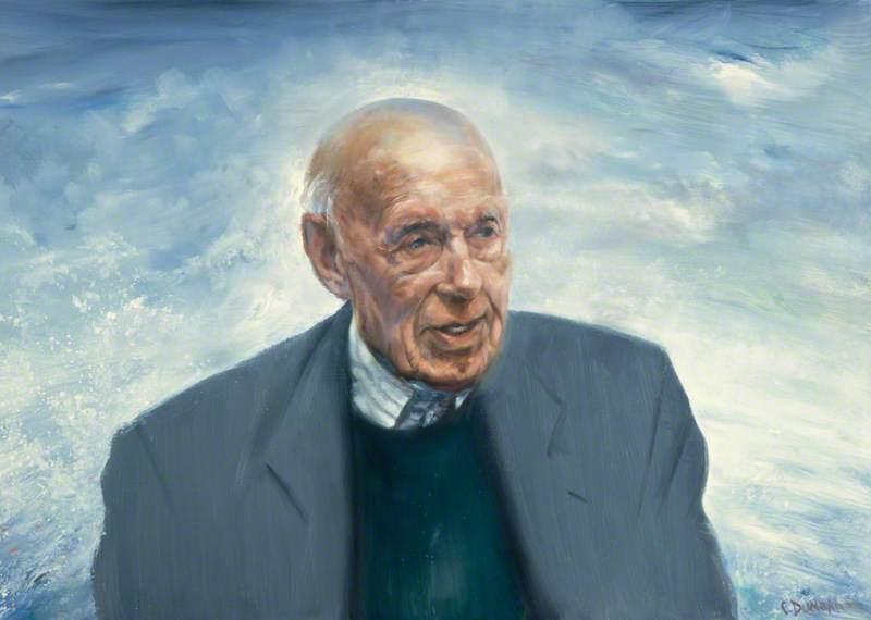 Dr George Bruce (1909–2002), Poet