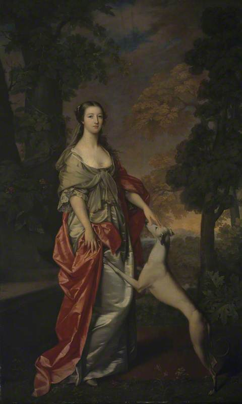 Elizabeth Gunning (1733–1790), Duchess of Hamilton and Later Duchess of Argyll