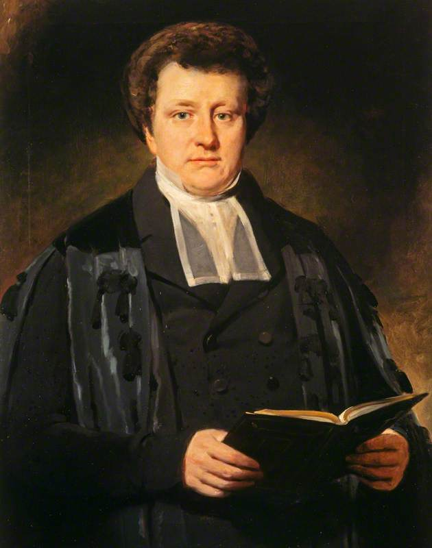 Reverend William Cunningham (1805–1861), Theologian
