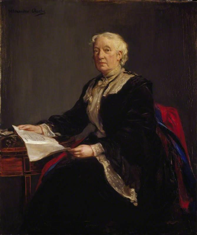 Flora Clift Stevenson (1840–1905), Educationalist and Philanthropist