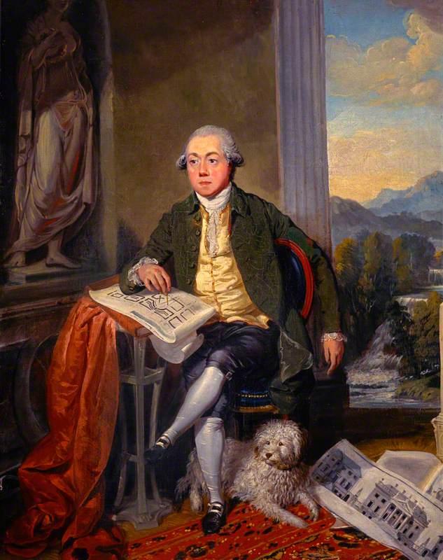 James Craig (1739–1795), Architect