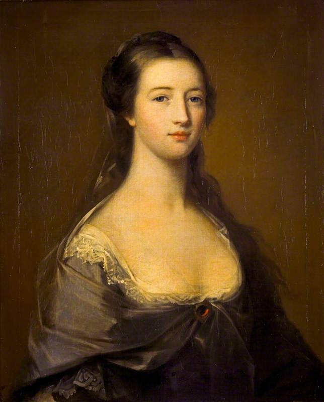 Elizabeth Gunning (1733–1790), Duchess of Hamilton (Later Duchess of Argyll), Famous Beauty