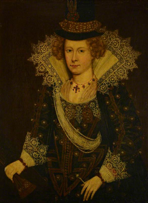 Mary Beaton, Lady in Waiting to Mary, Queen of Scots