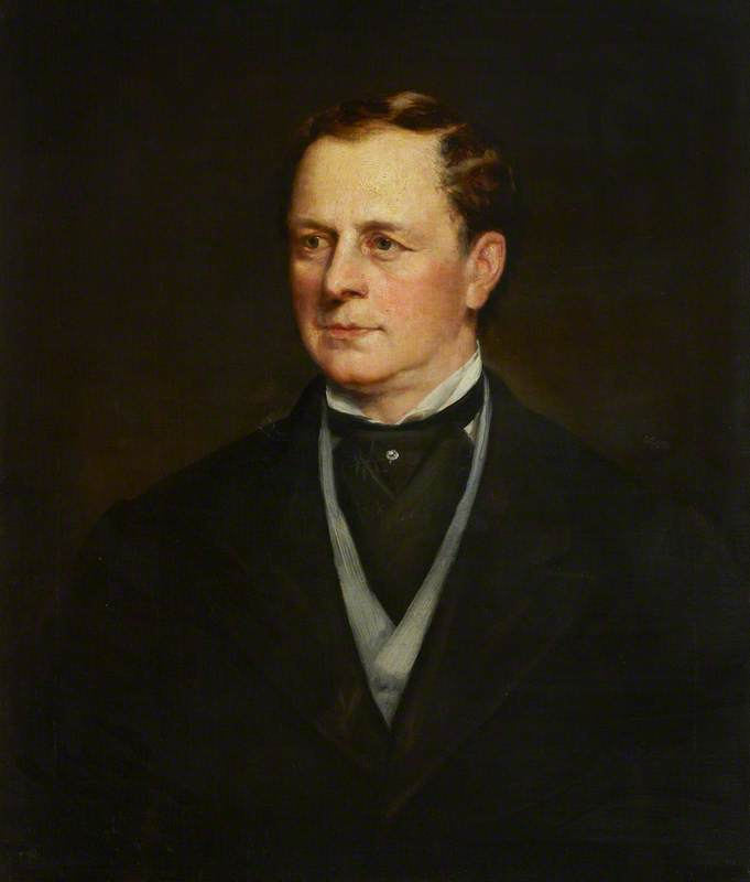 Robert Henry Wyndham (1814–1894), Actor and Theatrical Manager