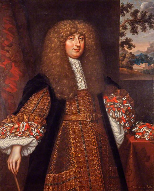 John Leslie (1630–1681), 7th Earl and 1st Duke of Rothes, Lord Chancellor