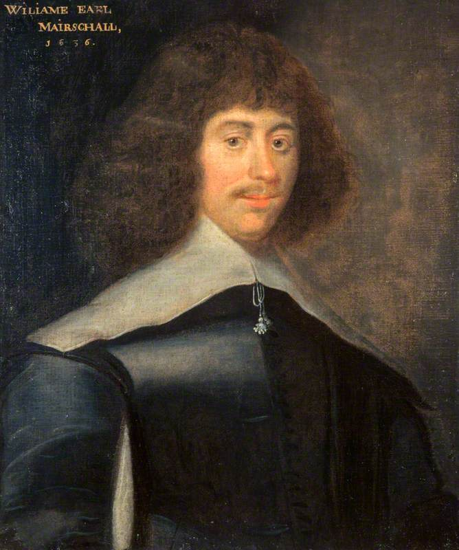 William Keith (1614–1661), 7th Earl Marischal, Leader of the Covenanters