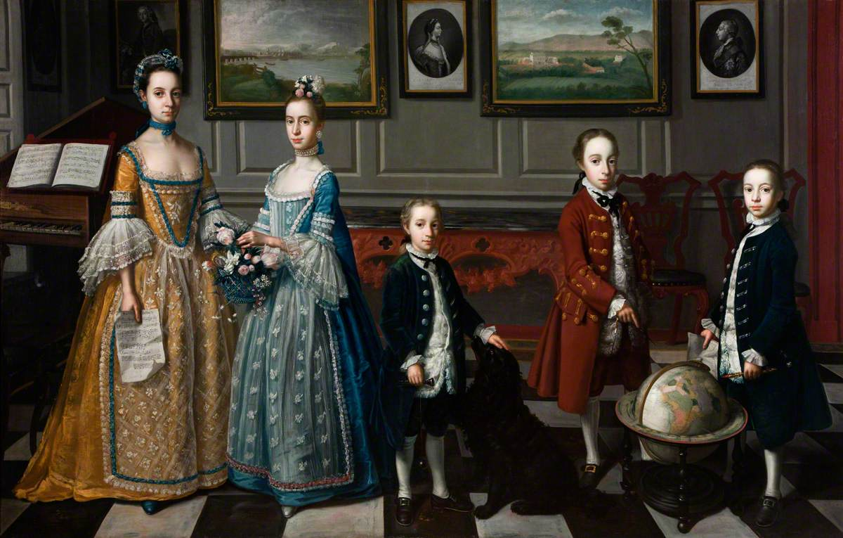 The Family of Thomas Bateson, Esq. (1705–1791)