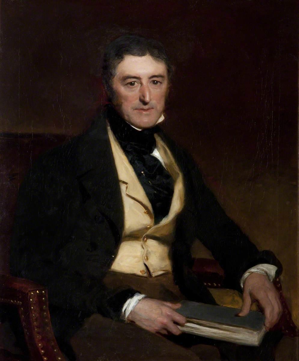 William Sharman Crawford (1781–1861), MP