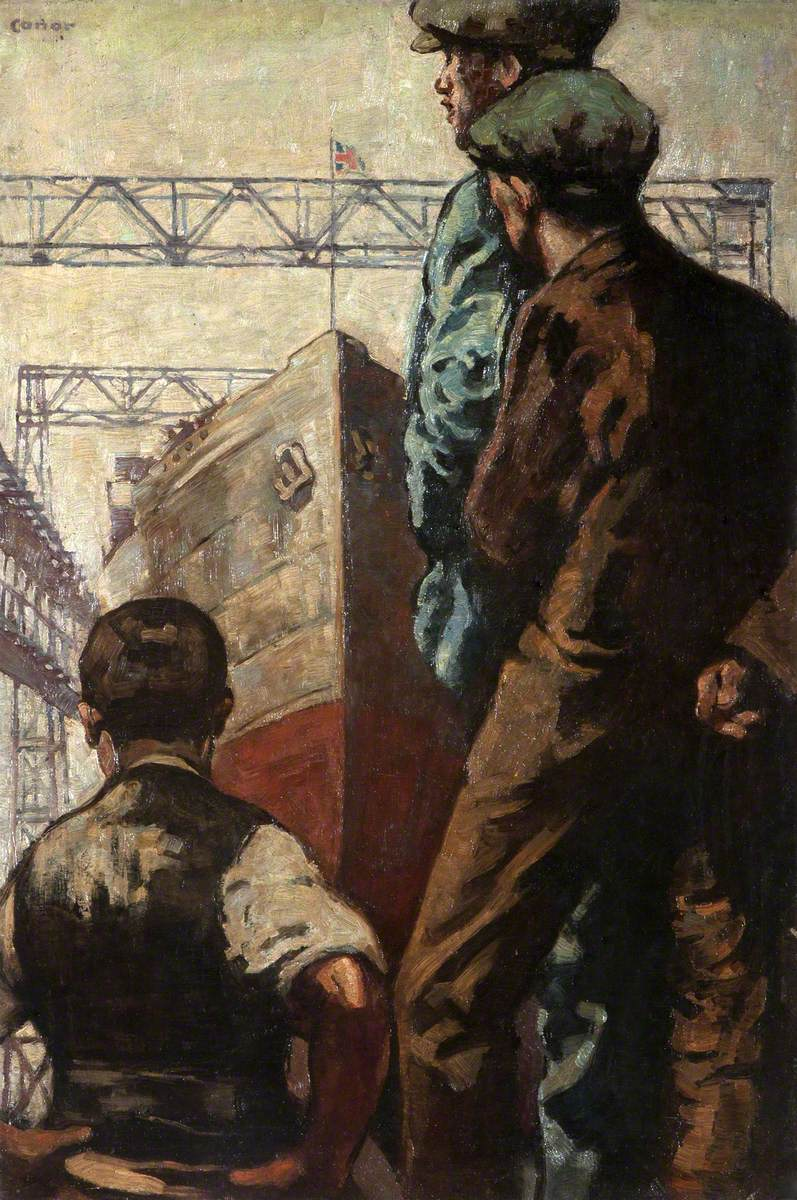 Men of Iron, 1922