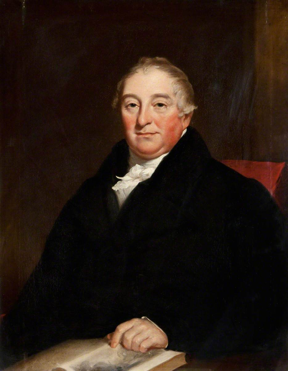Leonard Dobbin, MP for the Borough of Armagh (1833–1838)
