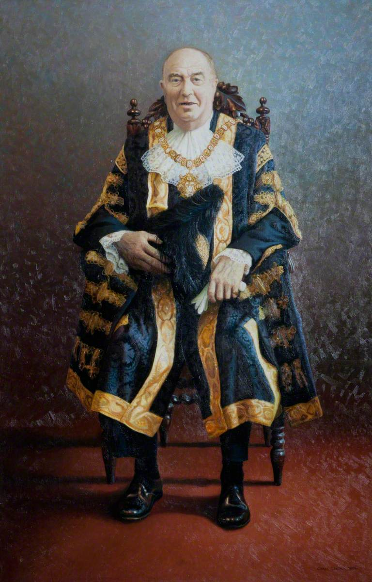 John Smiley Dixon Gilmore, The Right Honorable, The Lord Mayor of Belfast (1987–1988)