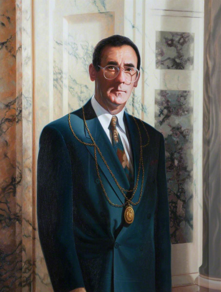 Fred Cobain, The Right Honorable, The Lord Mayor of Belfast (1990–1991)