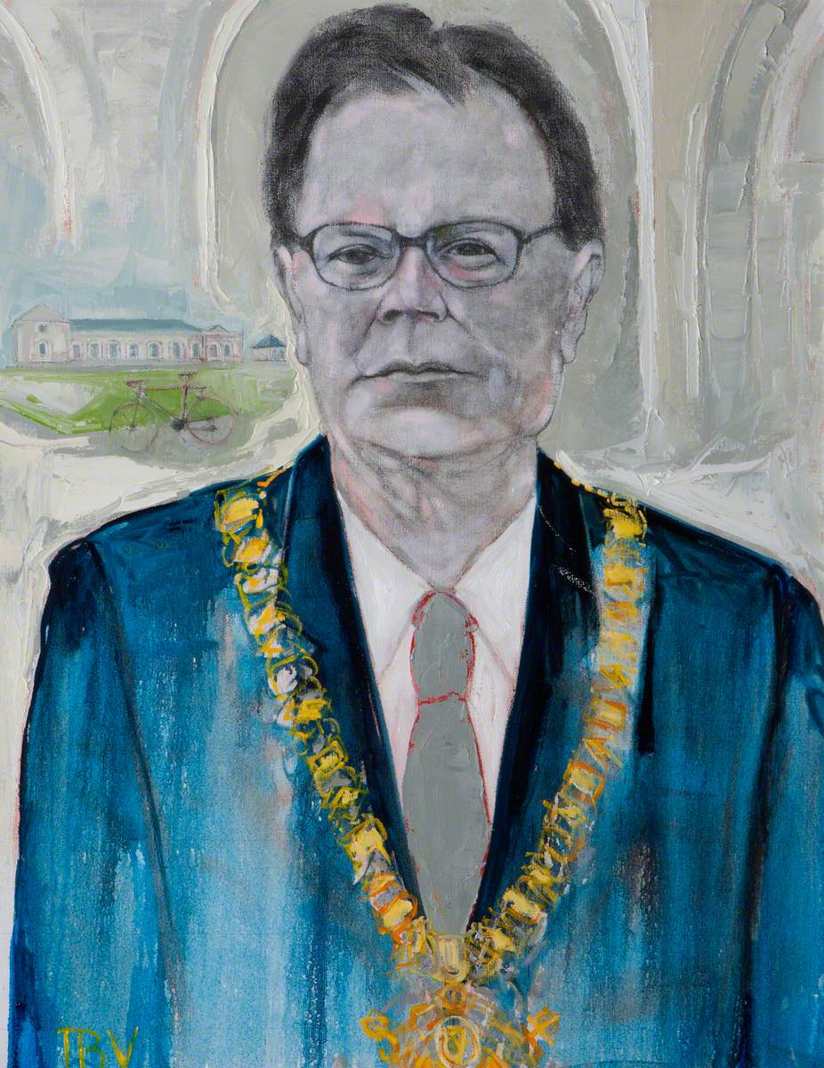 Tom Hartley, The Right Honorable, The Lord Mayor of Belfast (2008–2009)