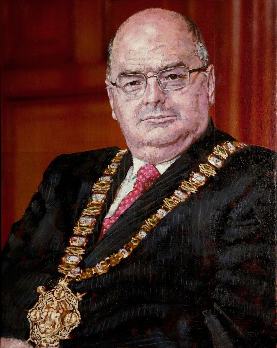 Patrick Convery, The Right Honorable, The Lord Mayor of Belfast (2010–2011)