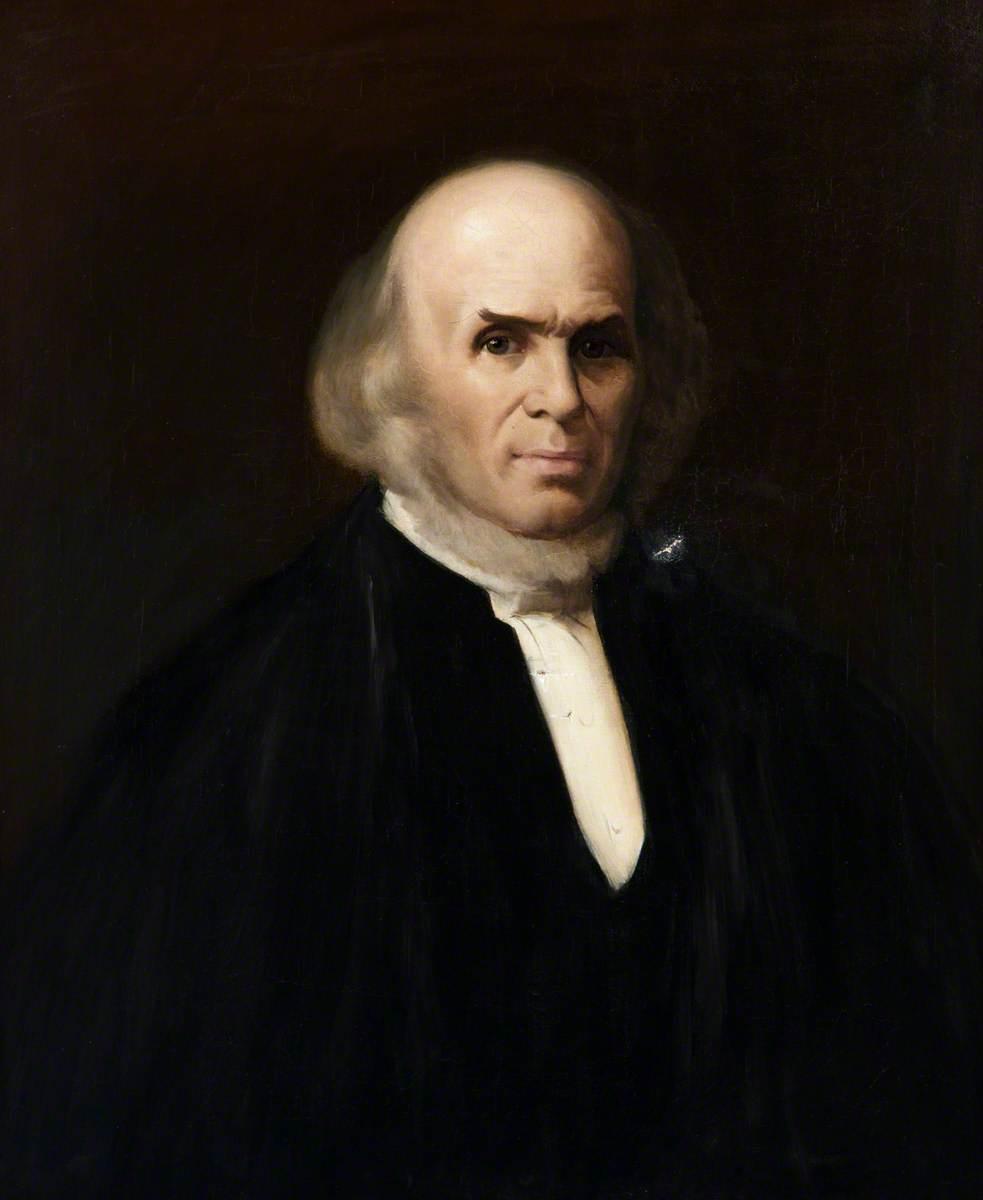 Professor John Stevelly (1795–1868)