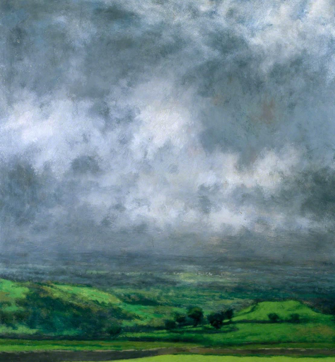 Rain Clouds Gathering, Autumn