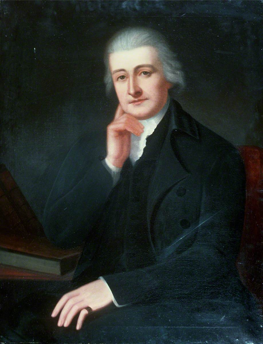 Reverend Thomas Thirlwall of Bowers Gifford (d.1827)