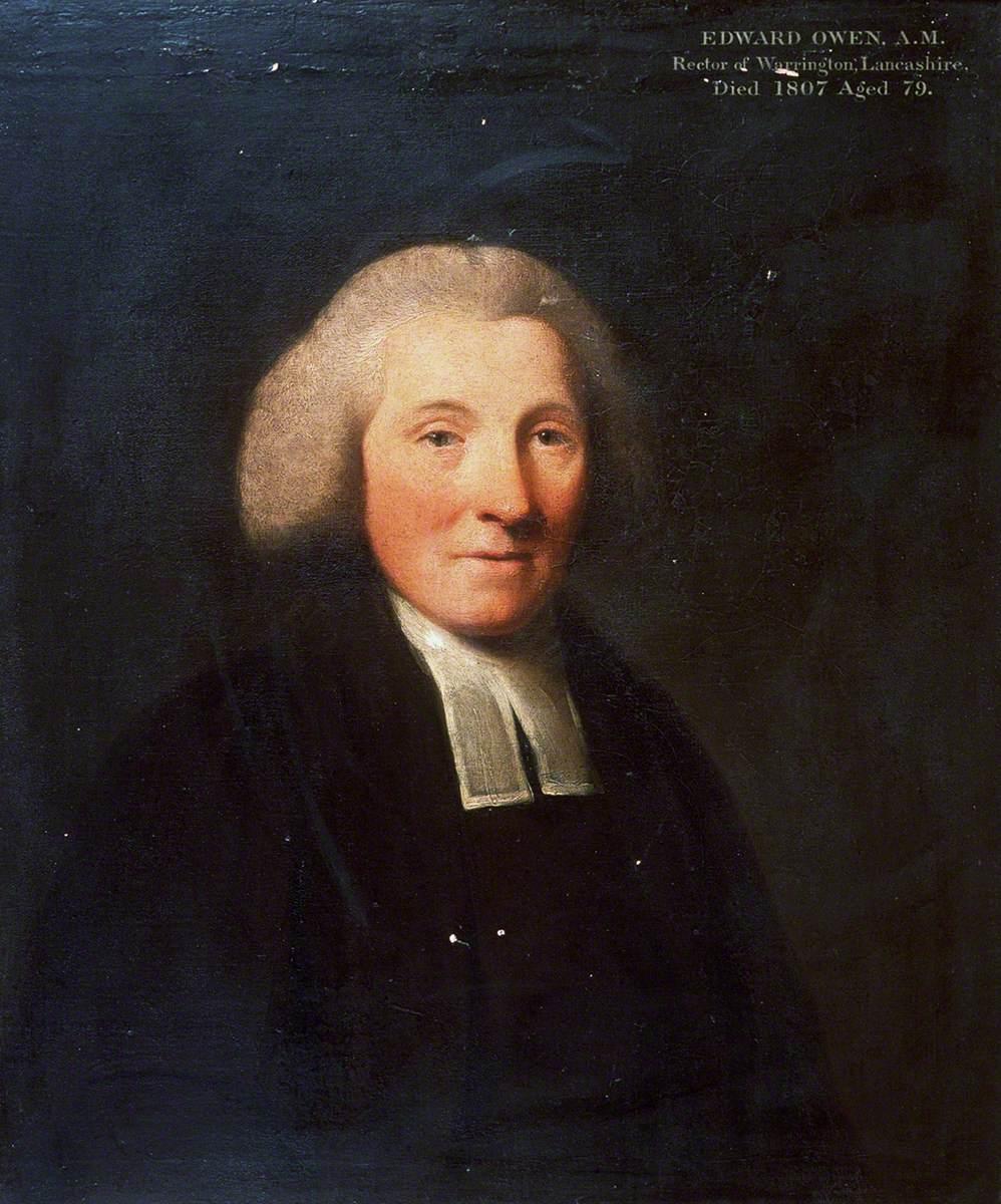 Edward Owen (d.1807), AM