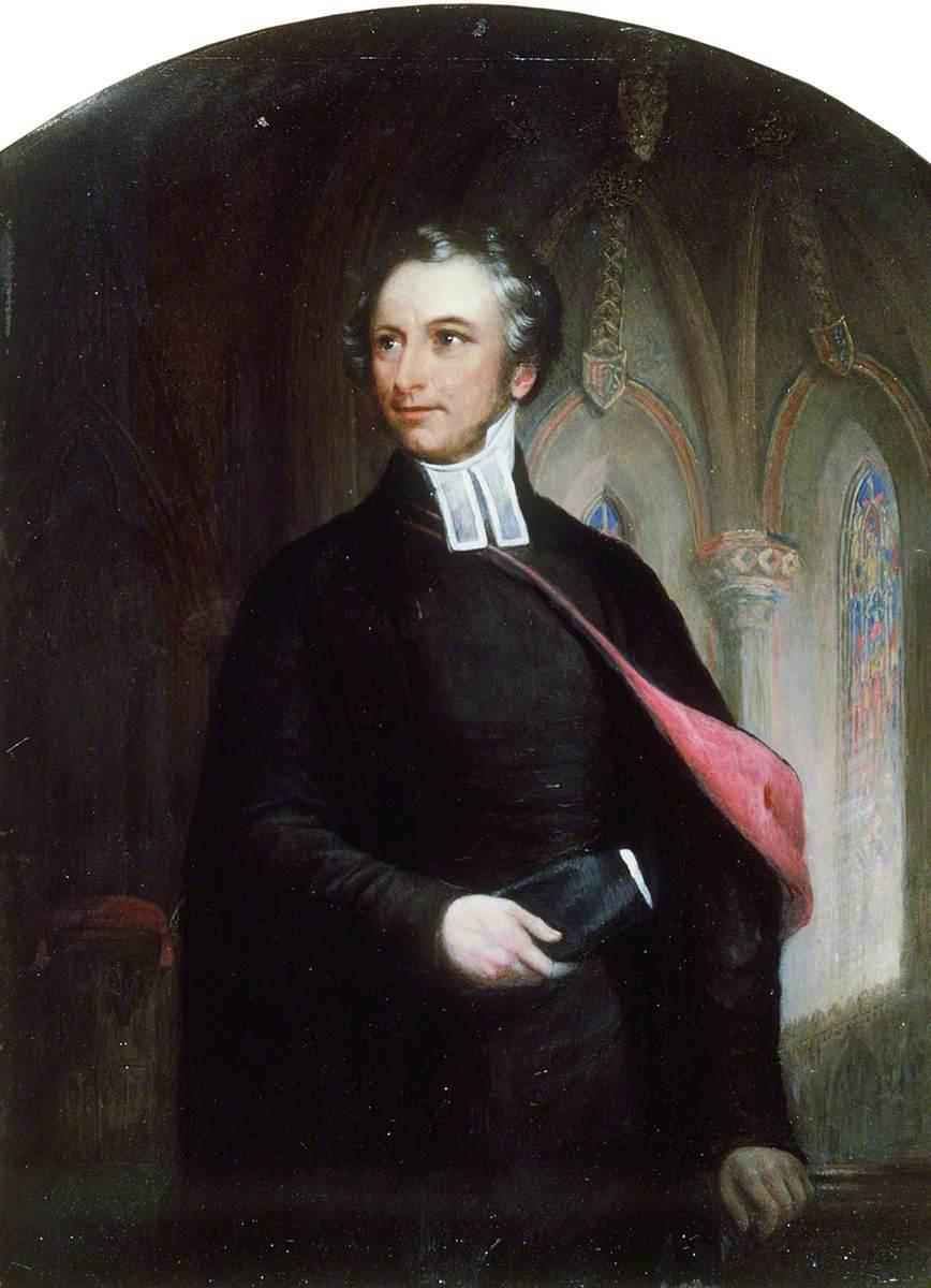 Reverend John Parker of Sweeney