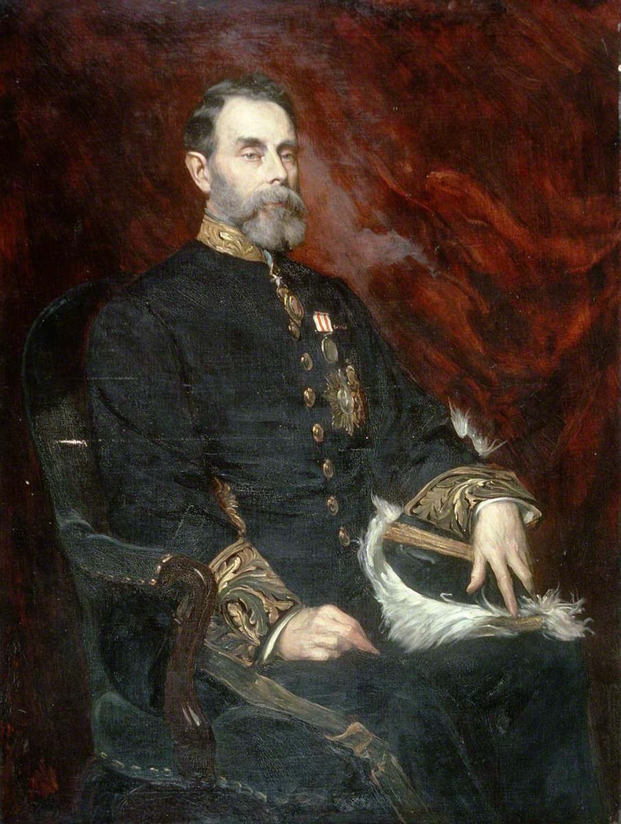 Sir Robert Henry Davies (1824–1902)