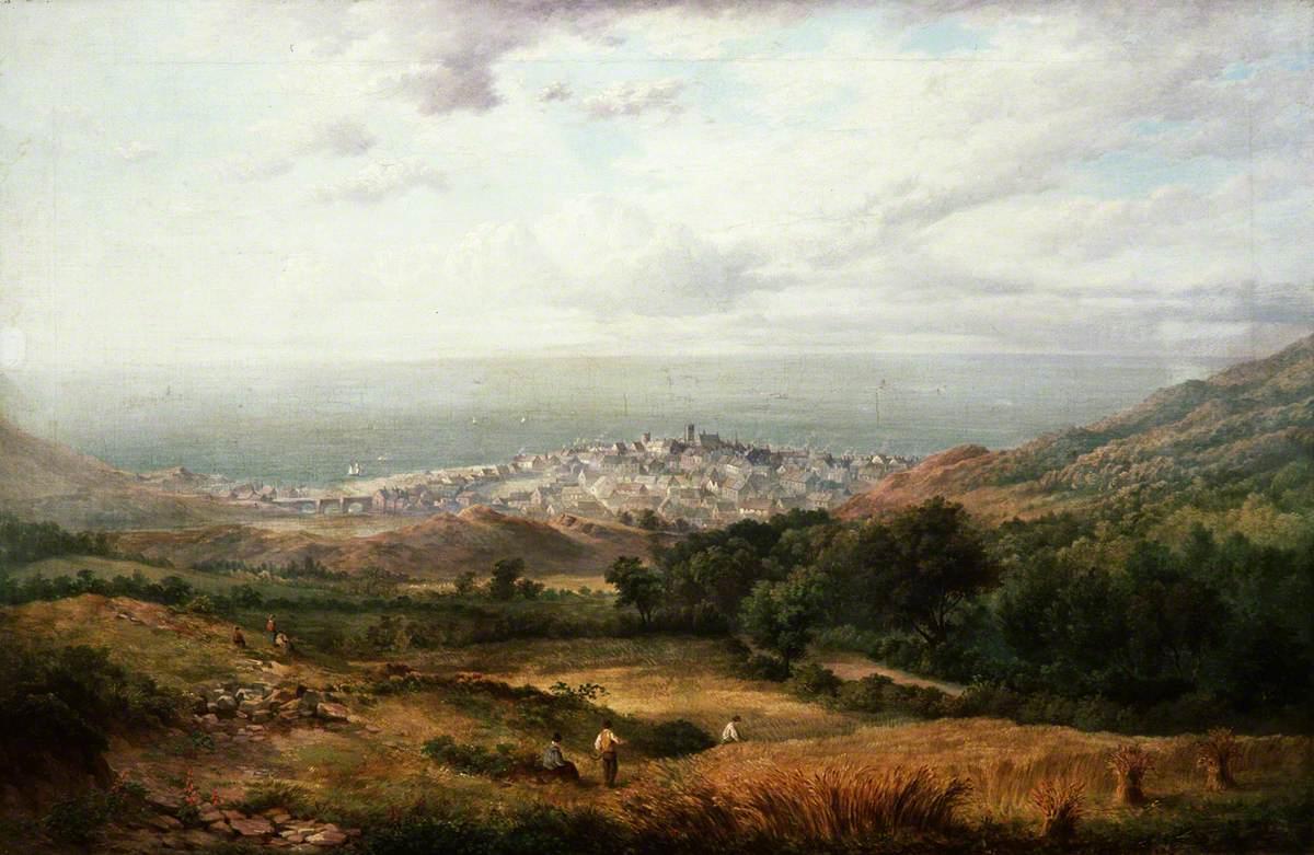 View of Aberystwyth