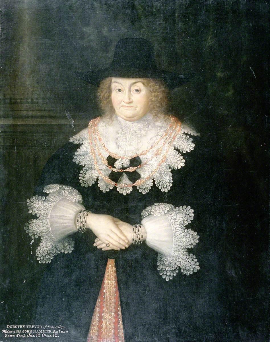Dorothy Trevor of Trevallyn