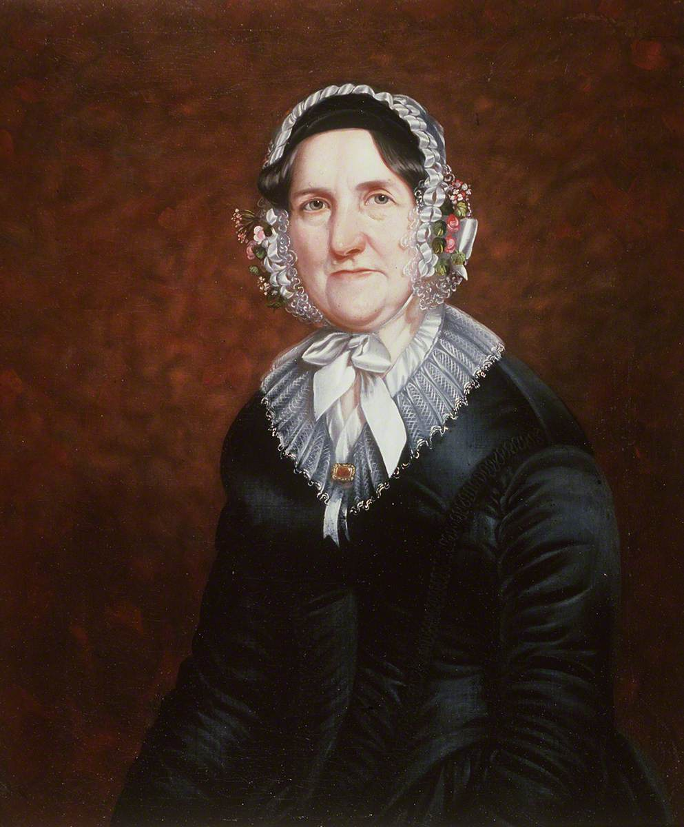 Margaret Mary Thomas (d.1872)