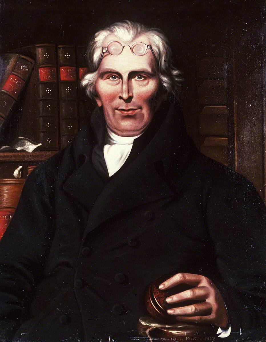 Reverend John Williams 'Yr Hen Syr' (1745–1818)