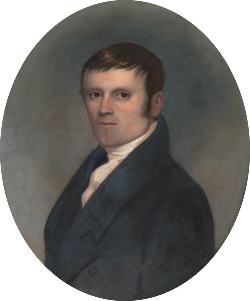 Reverend Owen Jones of Llanfair Caereinion (1787–1828)