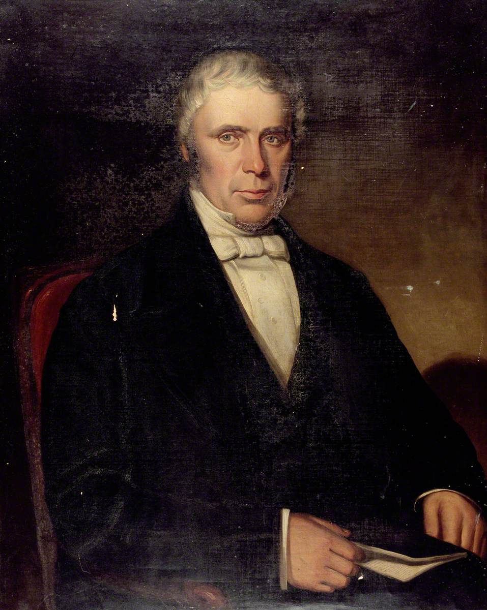 Robert Ellis of Ysgoldy (1808–1881)