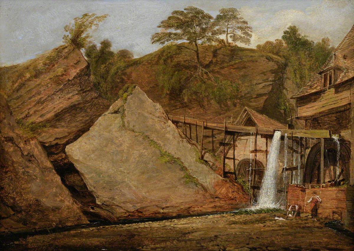 Aberdyllis Mill, Vale of Neath