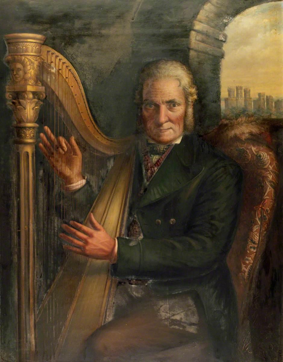 Bardd y Brenin, Edward Jones (1752–1824)