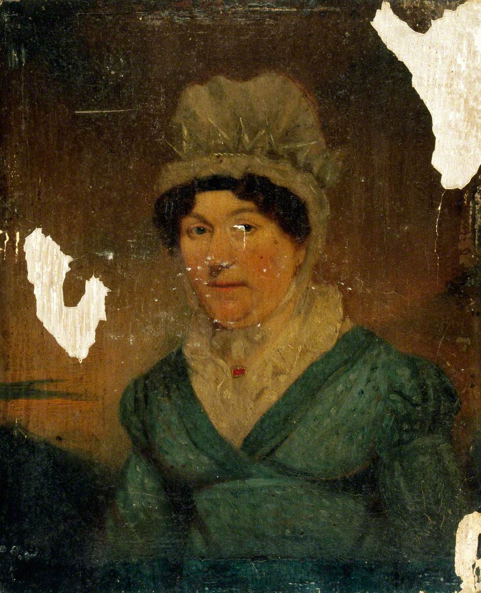 Portrait of a Middle-Aged Lady