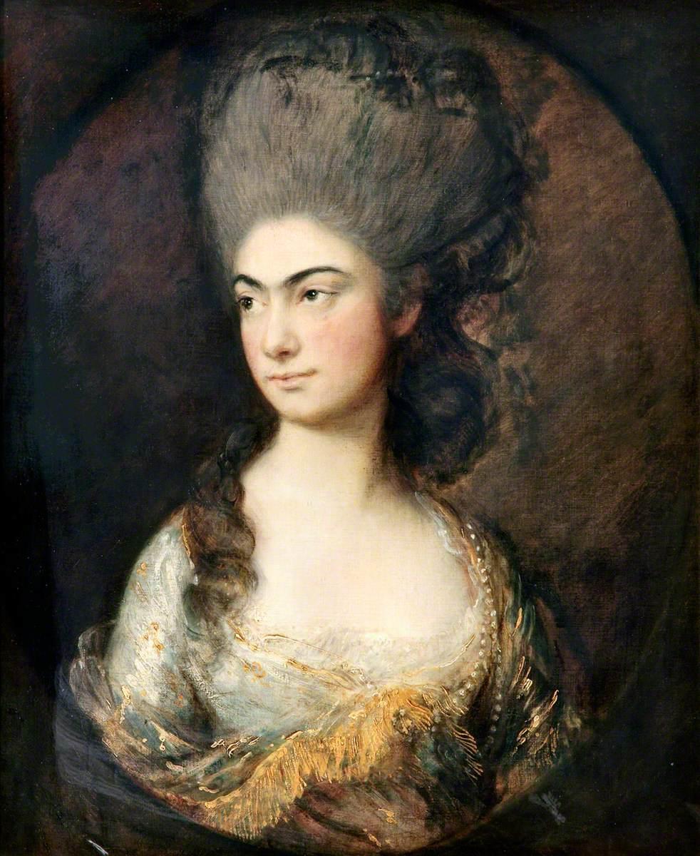 Anne Luttrell (1743–1808), Duchess of Cumberland